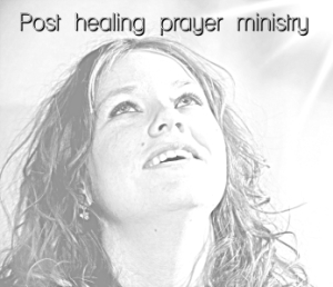 post healing ministry
